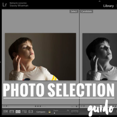 photo selection guide product